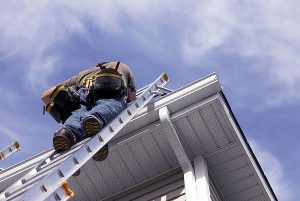 Wild Atlantic Way Construction Gutter Maintenance Damaged
