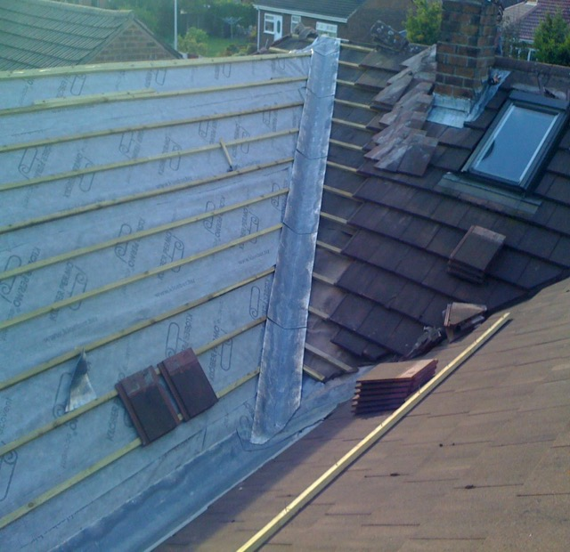 Roof Slating & Roof Tiling Garage Roof Repair