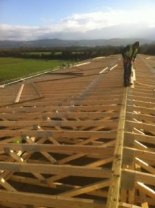 Construction Cork Roofs Contractor