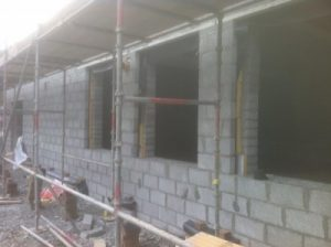 Construction Cork School Charleville Cork front