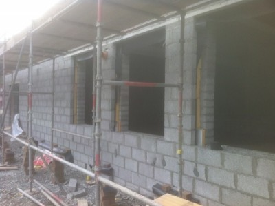 Construction Cork School Charleville Cork front