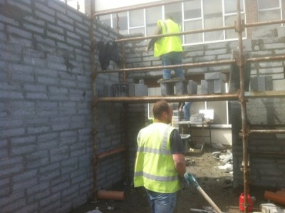 School Charleville Construction in Cork