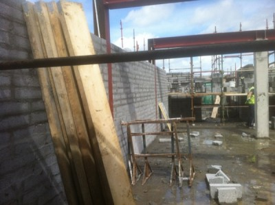 School Charleville Cork Construction Roofing