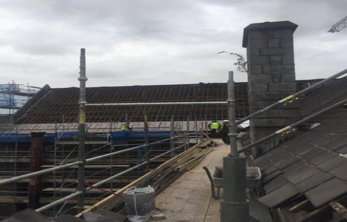 Wild Atlantic Way Construction Professional Services UCC Roof Restoration Cork