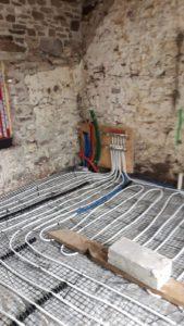 Underfloor Heating Contractors