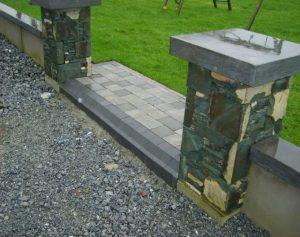 Garden-Border-Pillars Kerry